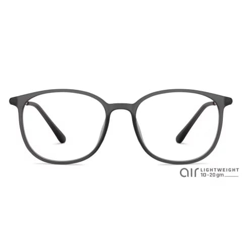 French TR Full frame Wayfarer cum Oval