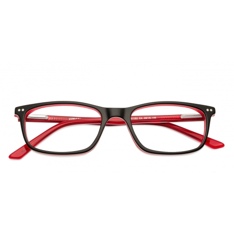 Vintage Acetate small rectangle Double toned frames
